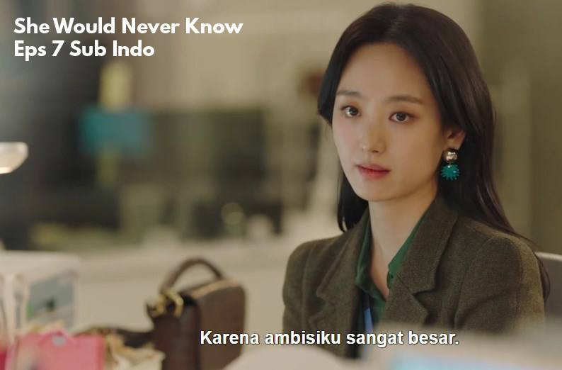 she would never know eps 7 sub indo dramaqu