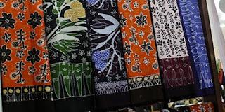 batik asli bekasi