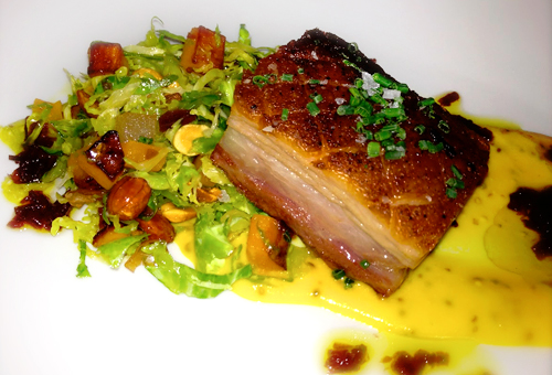 Farmshop pork belly