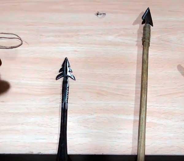 Detenido por disparar flechas a una mujer, Las Palmas de Gran Canaria