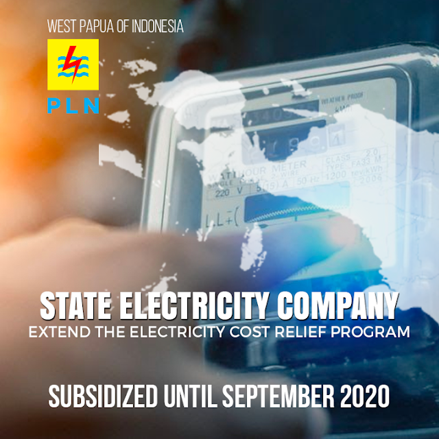 The PLN Electricity Subsidy Program is extended to September