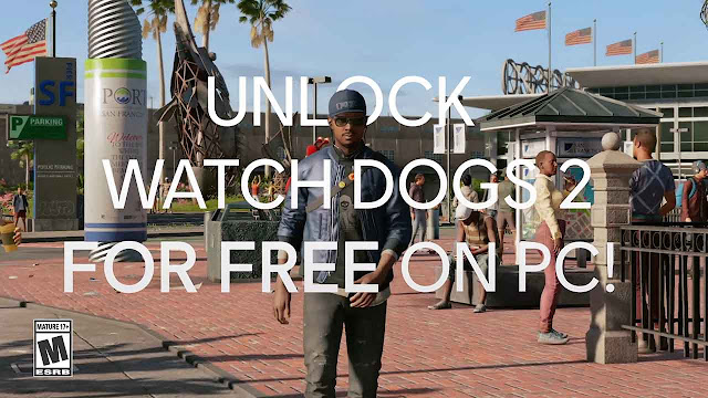 Ubisoft Bagikan Game Watch Dog 2 Gratis Selama Event Ubisoft Forward