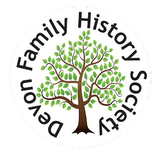 Devon Family History Society logo