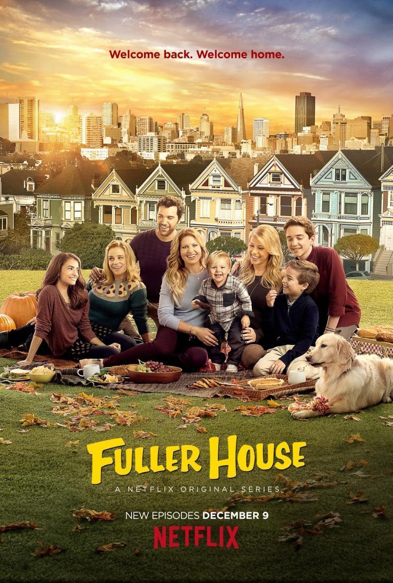 Fuller House Temporada 1 a la 2 Completa 720p Dual Latino/Ingles