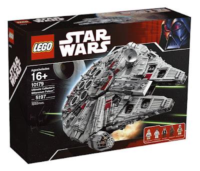 LEGO Millenium Falcon - 10179