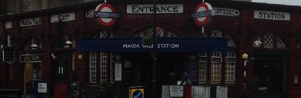 London Tube, Maida Vale Station