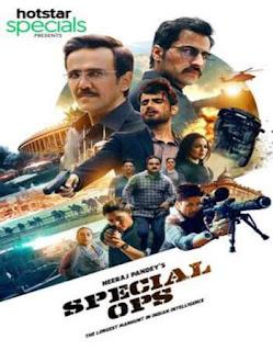 Special Ops 2020 S01 Complete Download 720p WEBRip
