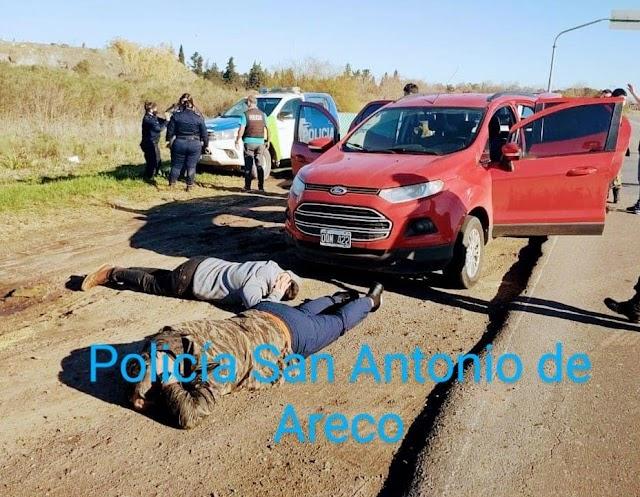 ULTIMO MOMENTO: POLICIALES