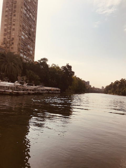 Things to do in Cairo Canal and Boat tour