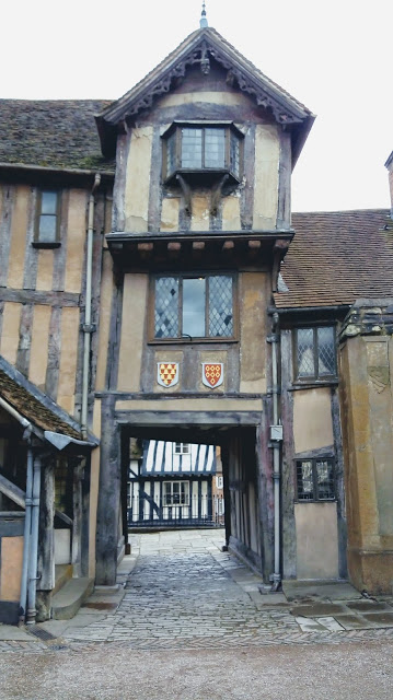 The Lord Leycester Hospital