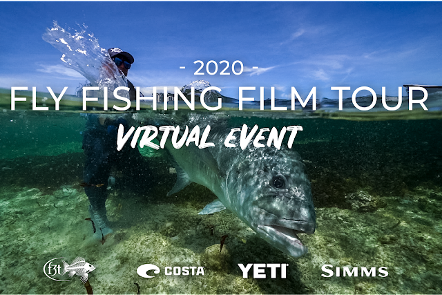 FLY FISHING FILM TOUR - 2020 Virtual Event