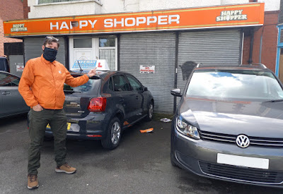 Happy Shopper in Preston