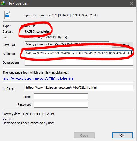 Cara atasi IDm gagal Download di 99%