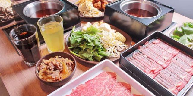 2 Cara Menyantap Makanan Khas Jepang Shabu Shabu