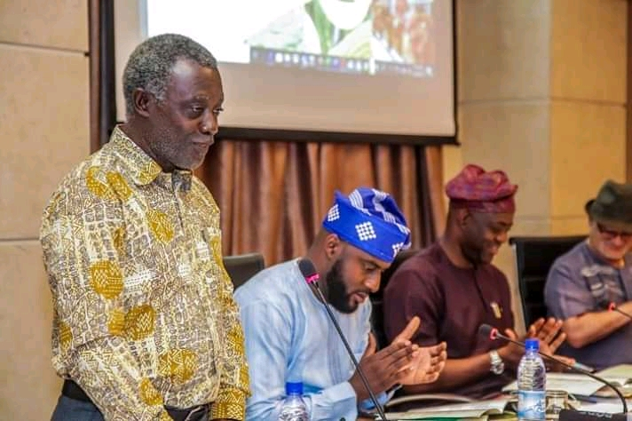 Oyo State Set to Turn Agribusiness Hub, Seyi Makinde and Ogundoyin Adebo Meets in Cotonou Photos3