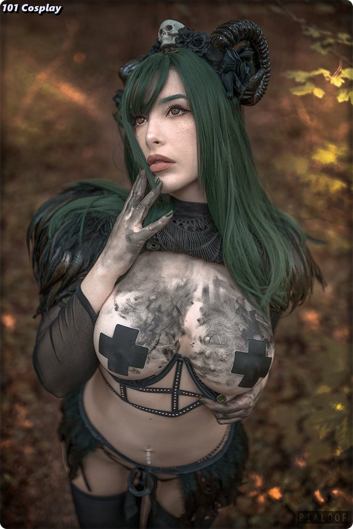 Pia Cosplay