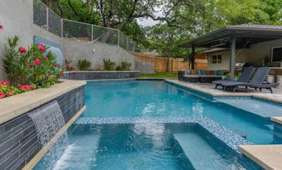 enchape para piscinas