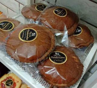 Contoh kemasan roti O