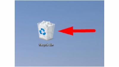 Cara Mengembalikan Recycle Bin Yang Terhapus Windows 10