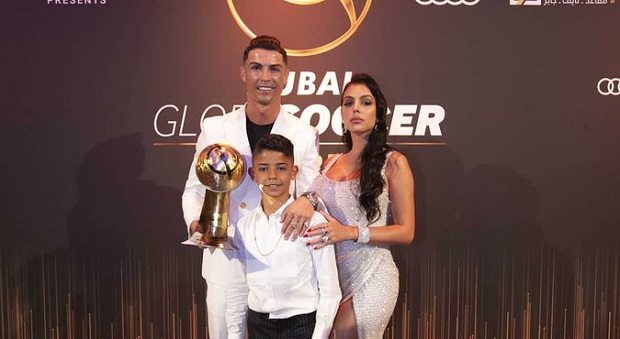Globe Soccer Awards: Cristiano Ronaldo élu Joueur de l'année