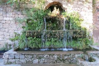 fontaine à Barjols
