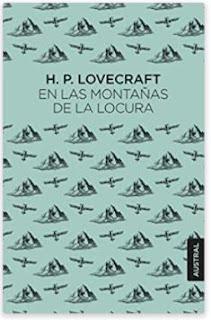 «En las montañas de la locura» de H. P. Lovecraft