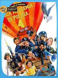Locademia De Policia 4 [1987]HD [1080p] Latino [GoogleDrive] SXGO