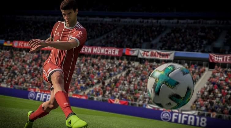 FIFA 18 PC Full [ISO] [Español] [MEGA]