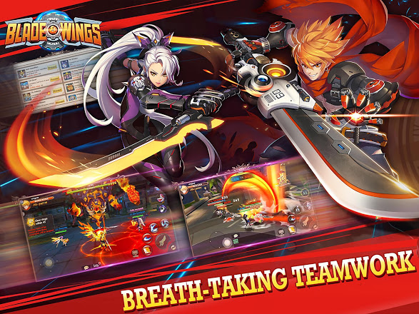 Blade & Wings: 3D Fantasy Anime of Fate & Legends Mod