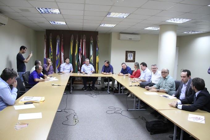 Prefeitos cearenses propõem acordo com o TCE para diminuir gastos com pessoal