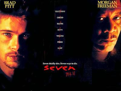 Самый лучший психологический триллер: Семь