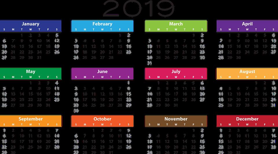 Kalender 2019 Indonesia Lengkap Dengan Hari Libur Nasional