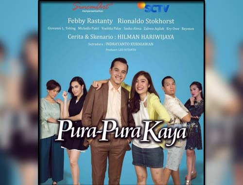 Sinopsis Pura-pura Kaya Senin 7 September 2020 - Episode 8