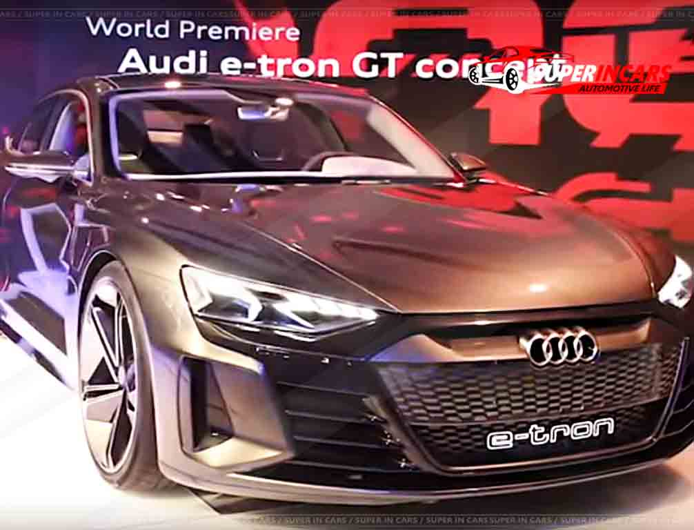Audi E Tron Gt 2020 Review Price And Specs