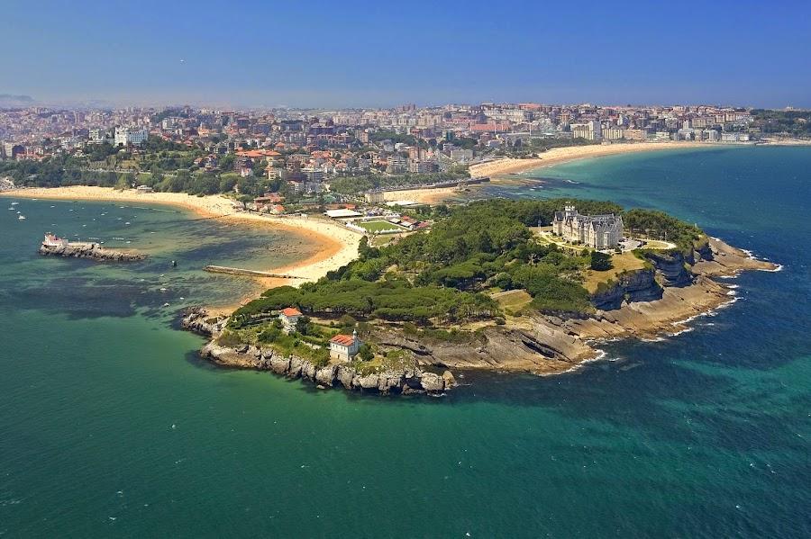 De turismo por Santander