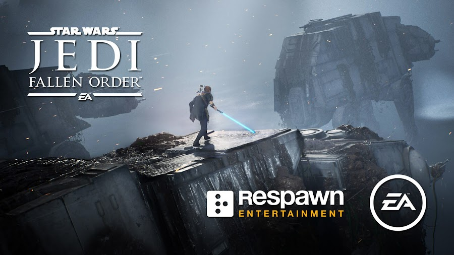star wars jedi fallen order extended gameplay demo video e3 2019 respawn xbox