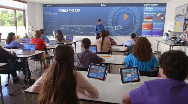 efektifitas teknologi pendidikan