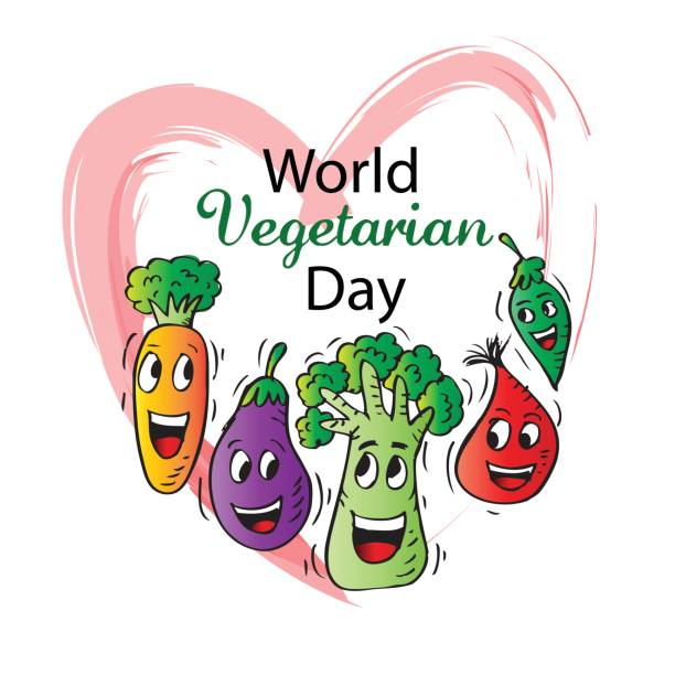 World Vegetarian Day Wishes Images download