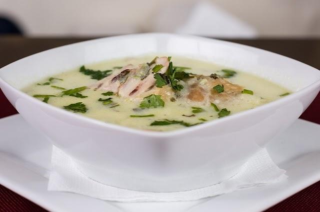 Easy Chicken Soup recipe(Brodo di pollo)