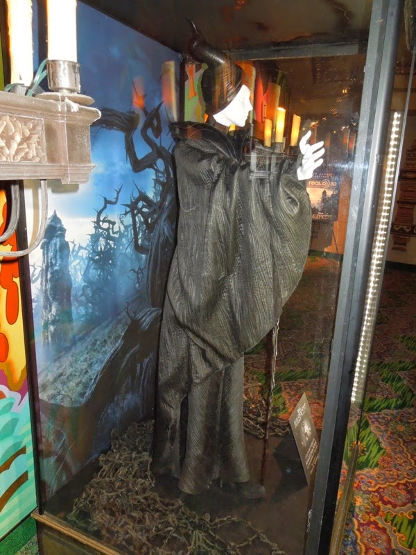 Maleficent movie costume