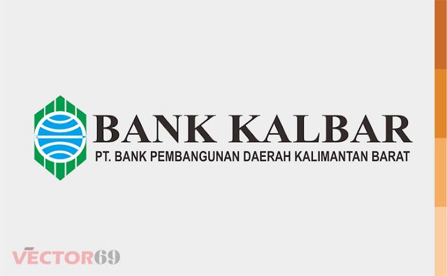 Logo Bank Kalbar Landscape - Download Vector File AI (Adobe Illustrator)