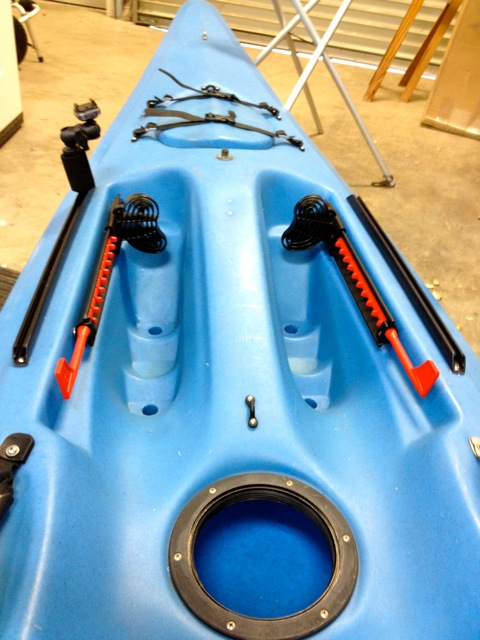 Headwaters Fishing Team: A new life for a classic kayak