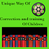 Unique Way Of Children Training.