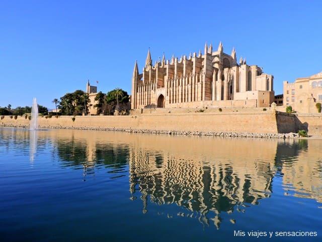 catedral, Palma de Mallorca