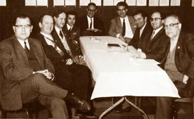 Fundadores de la AIPE en 1968