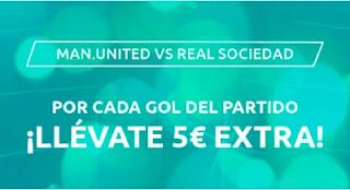Mondobets promo Europa League United vs Real sociedad 25-2-2021