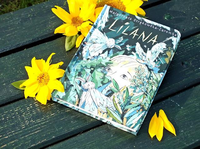 """""""Lilana"""" niepokojąca i mroczna baśń o rozpadającej się rodzice."""