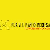Lowongan Kerja Terbaru PT. KMK Plastics Indonesia