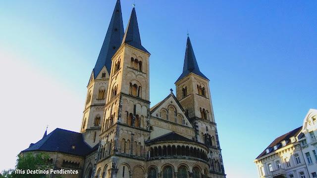 Catedral de Bonn (Bonn, Alemania)