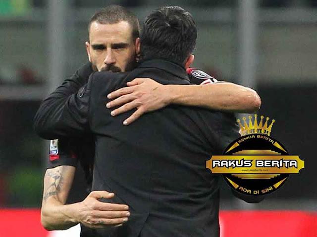 Walau Sering Kalah, Milan 'Bonucci Bahagia Di San Siro'